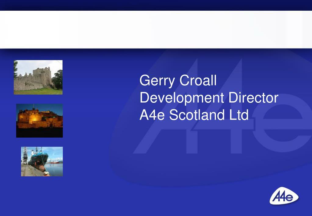 Gerry Croall