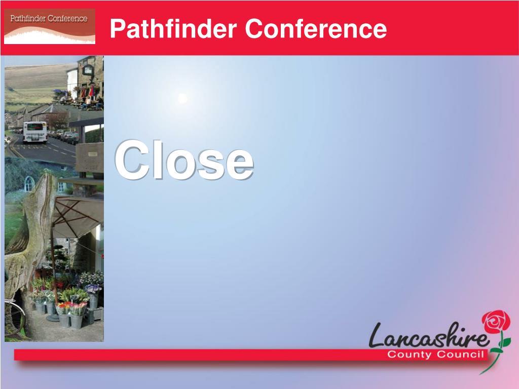 Pathfinder Conference