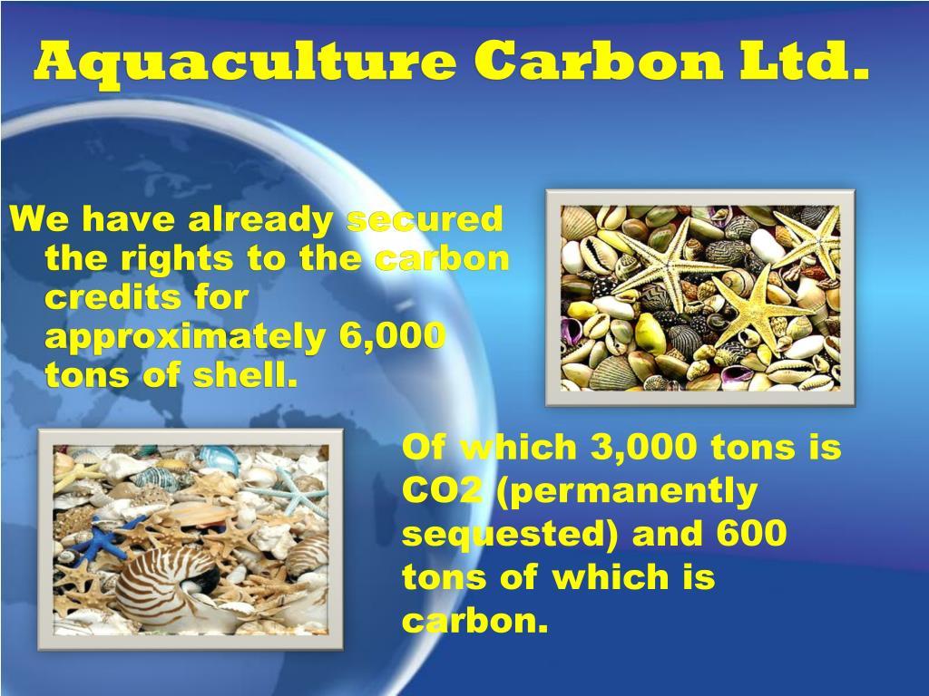 Aquaculture Carbon Ltd.