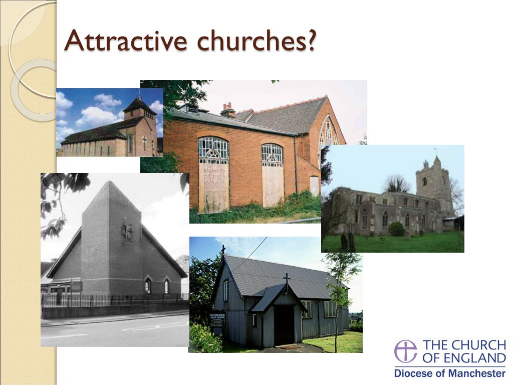Attractive churches?