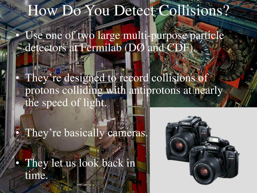 How Do You Detect Collisions?