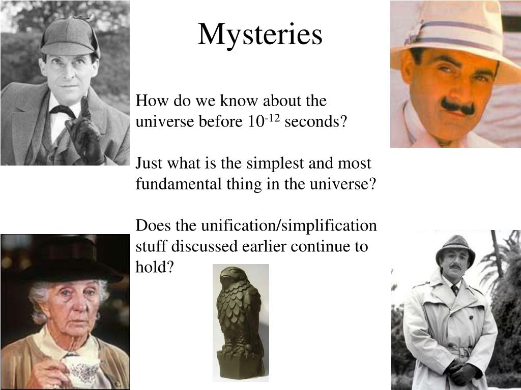 How do we know about the universe before 10
