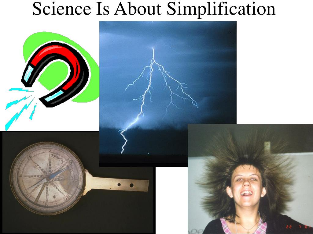 Science Is About Simplification