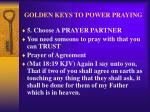 golden keys to power praying8