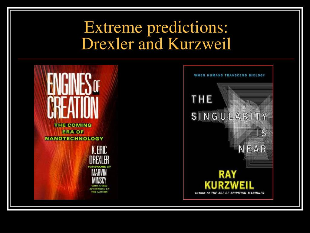 Extreme predictions:
