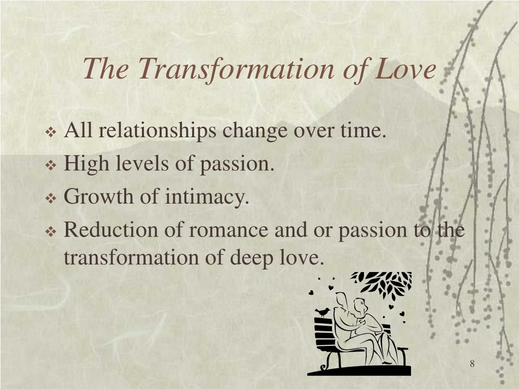 the transformation of intimacy The sexual revolution: an evocative term, but what meaning can be given to it today how does 'sexuality' come into being and what connections does it have with the.