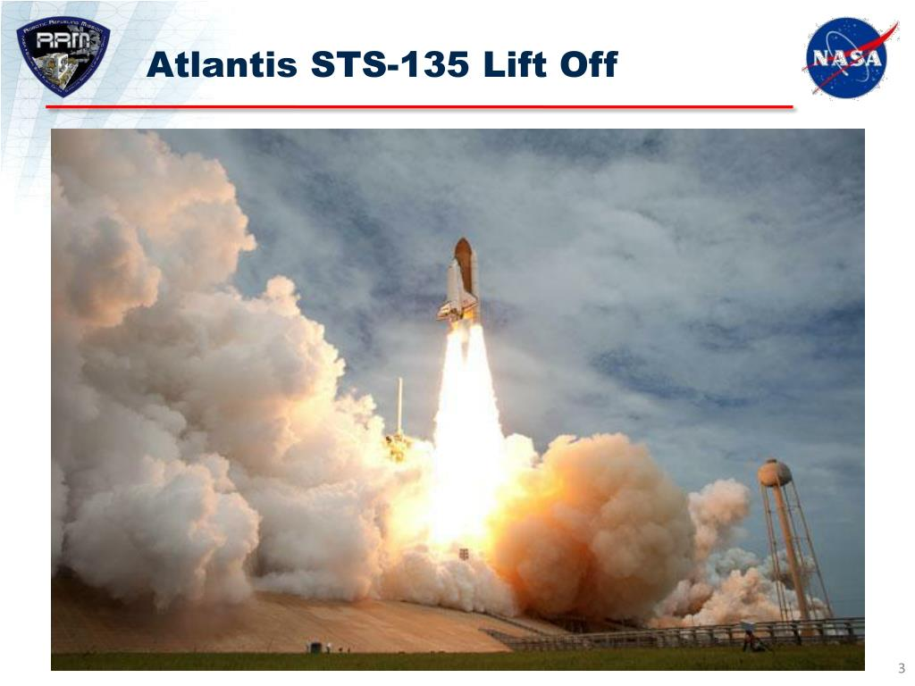 Atlantis STS-135 Lift Off