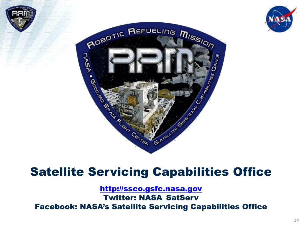 Satellite Servicing Capabilities Office