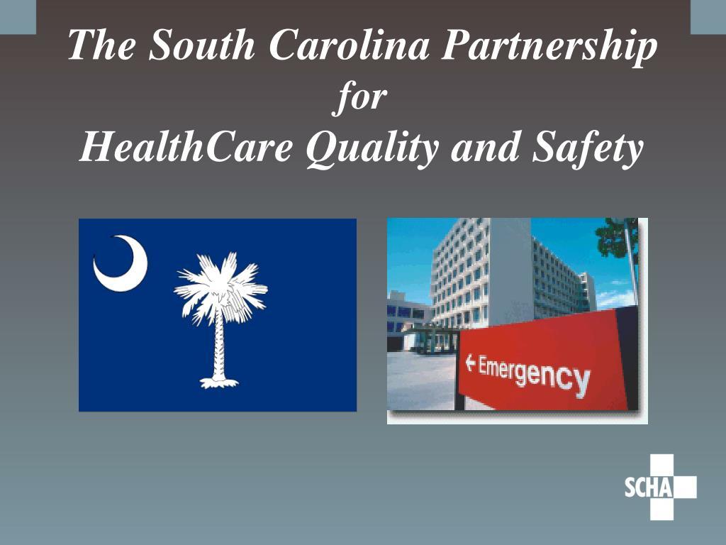 The South Carolina Partnership