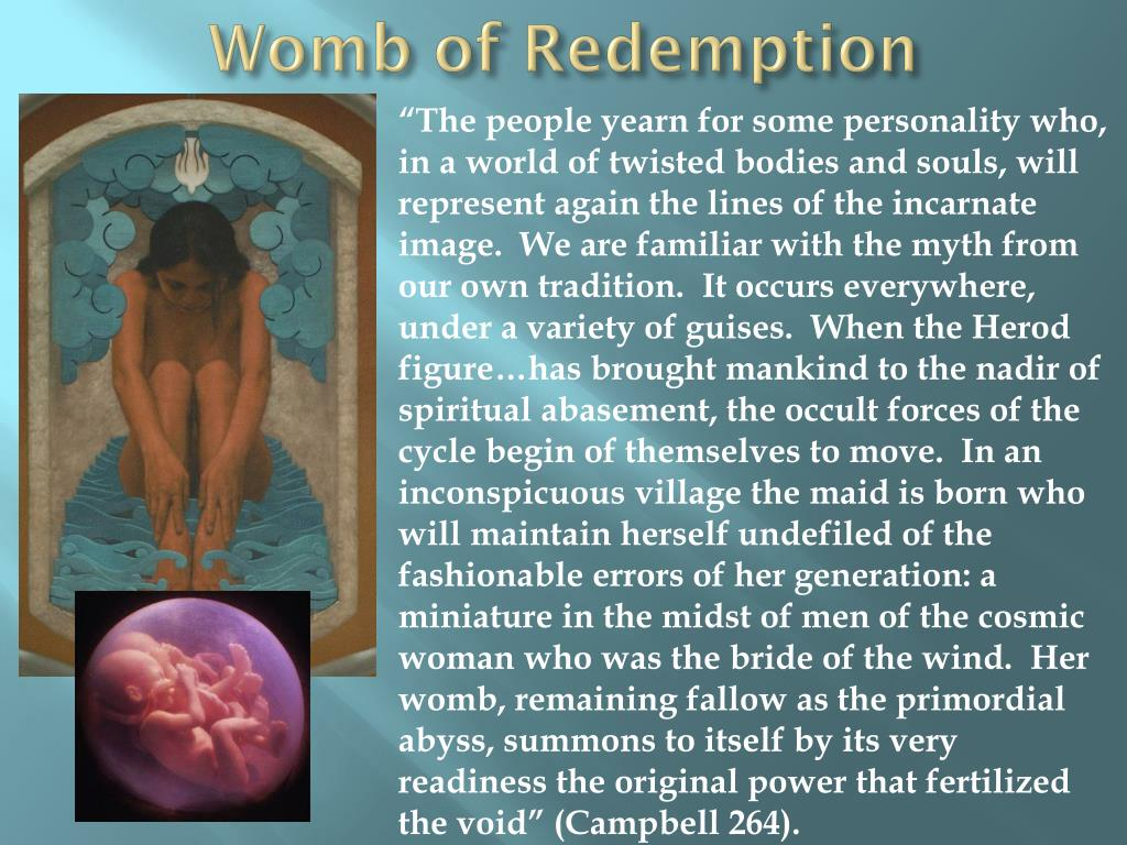 Womb of Redemption