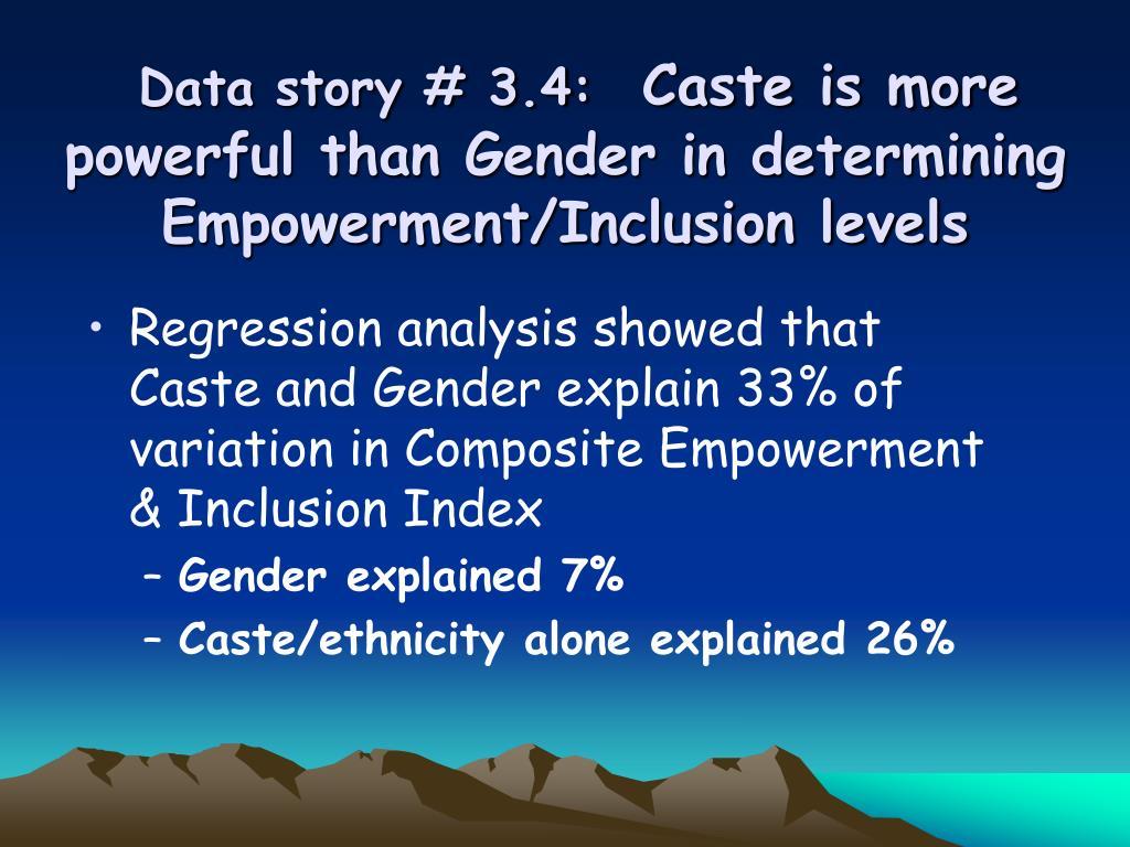 Data story # 3.4: