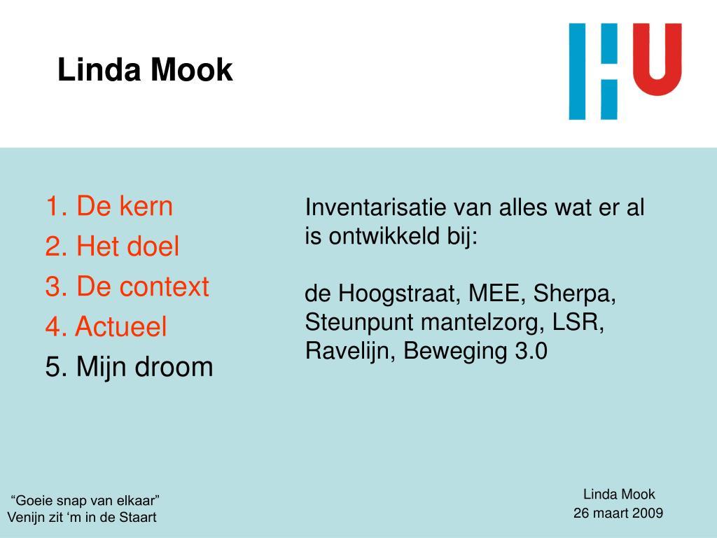Linda Mook