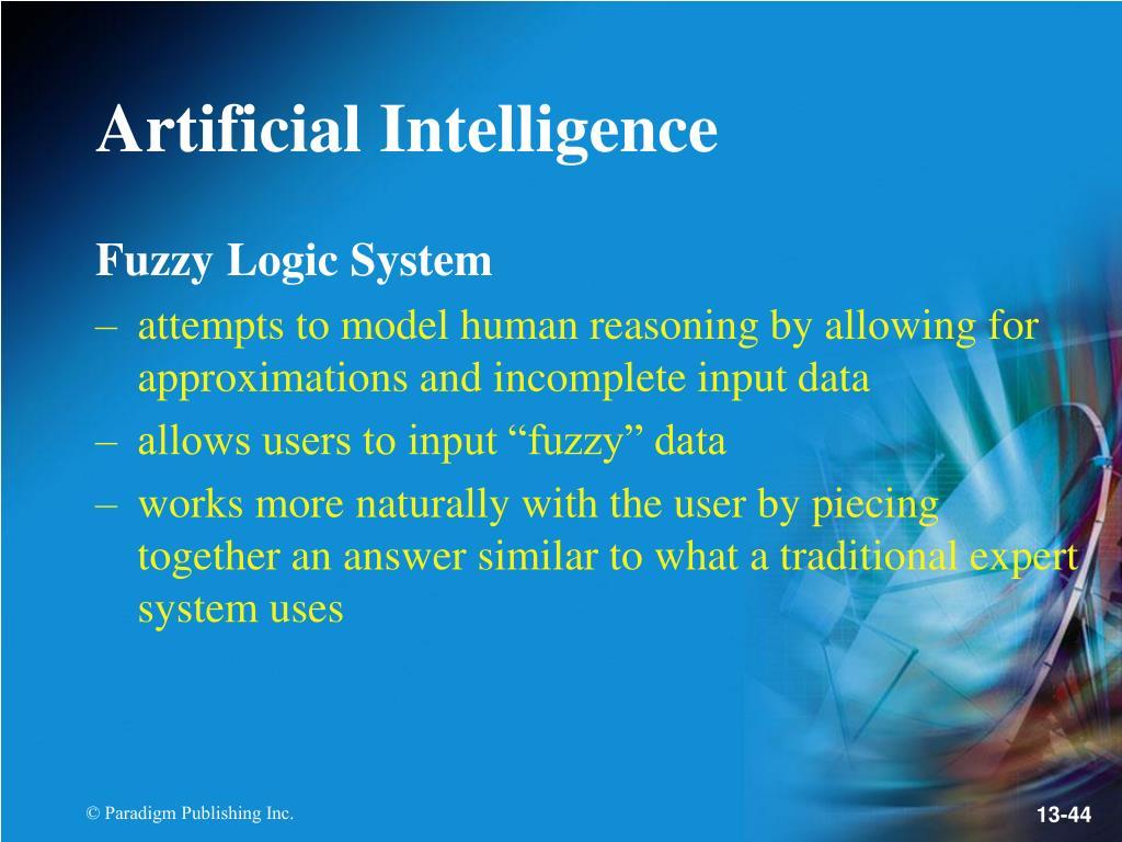 Fuzzy Logic System