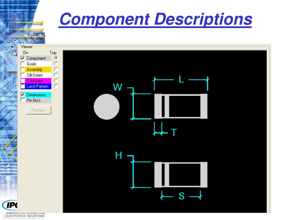 Component Descriptions