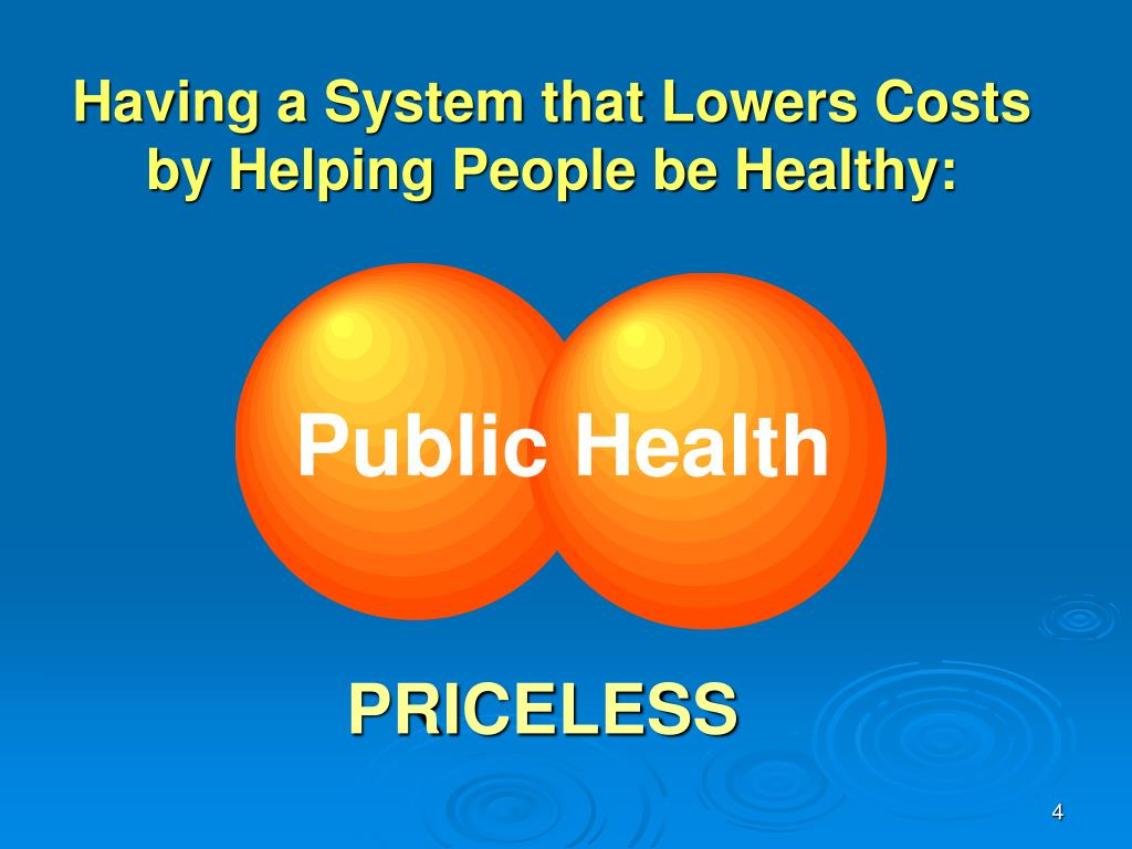 Having a System that Lowers Costs