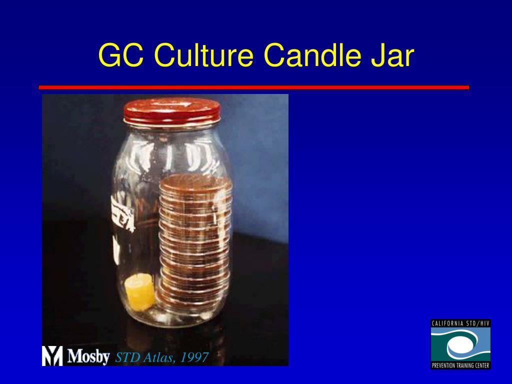 GC Culture Candle Jar