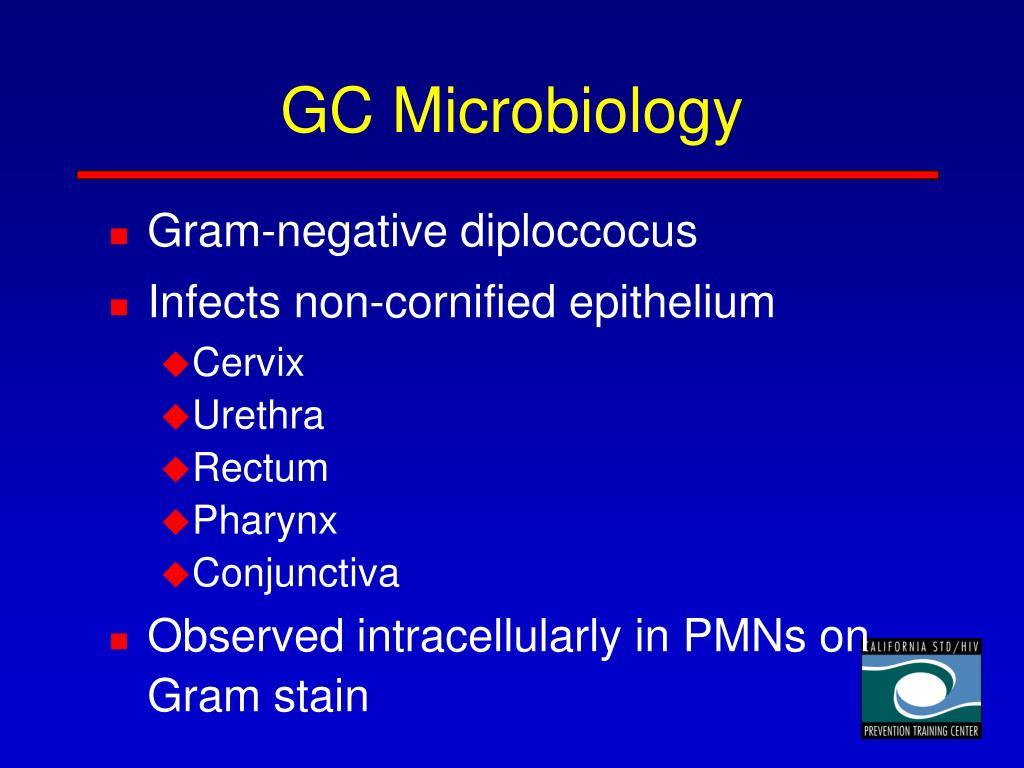 GC Microbiology