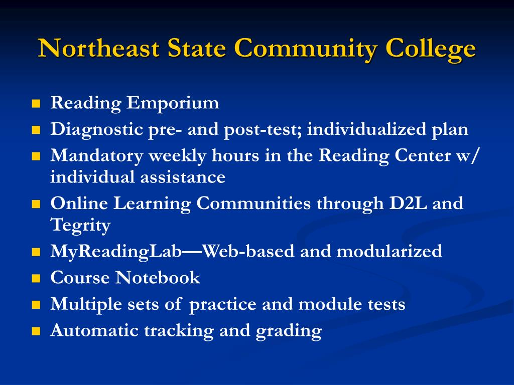 Northeast State Community College