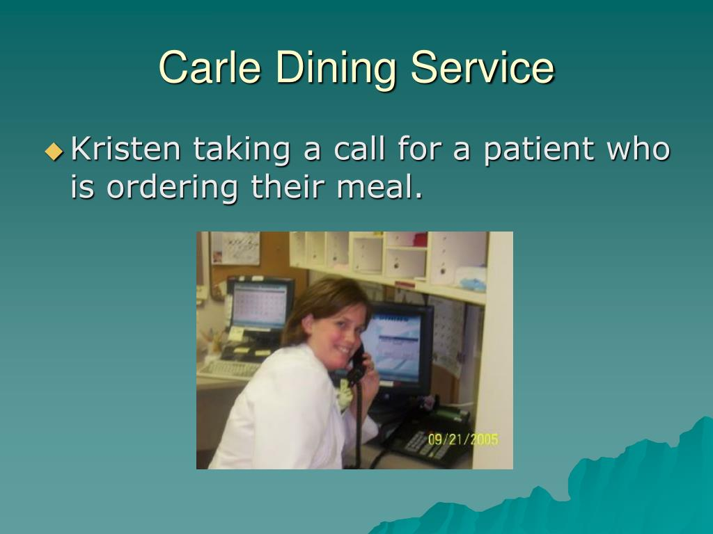 Carle Dining Service