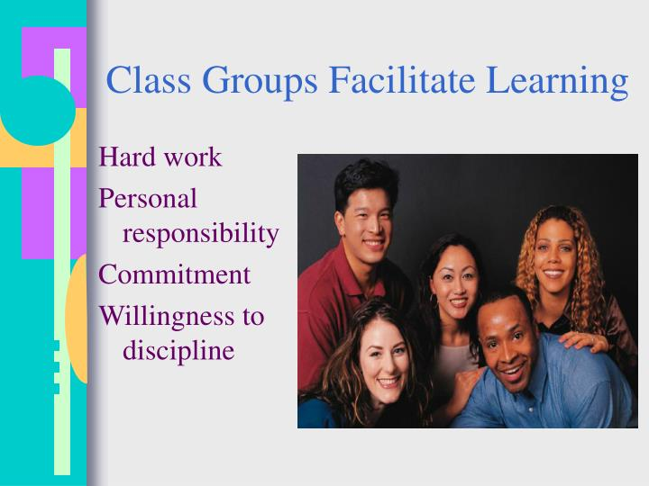 Class Groups Facilitate Learning