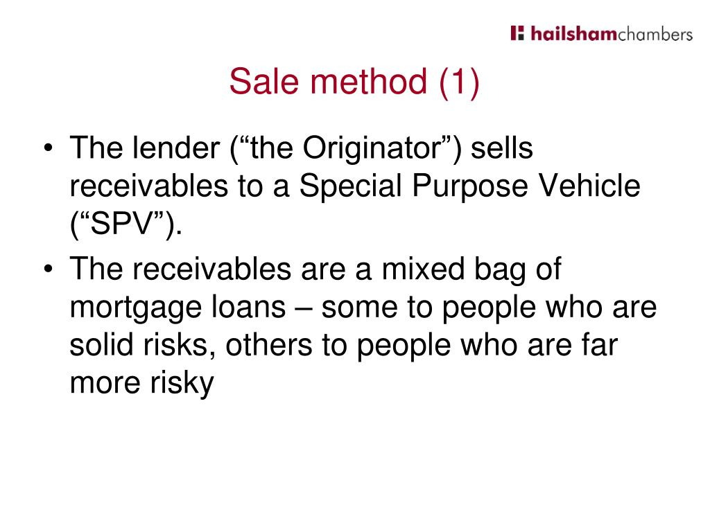Sale method (1)