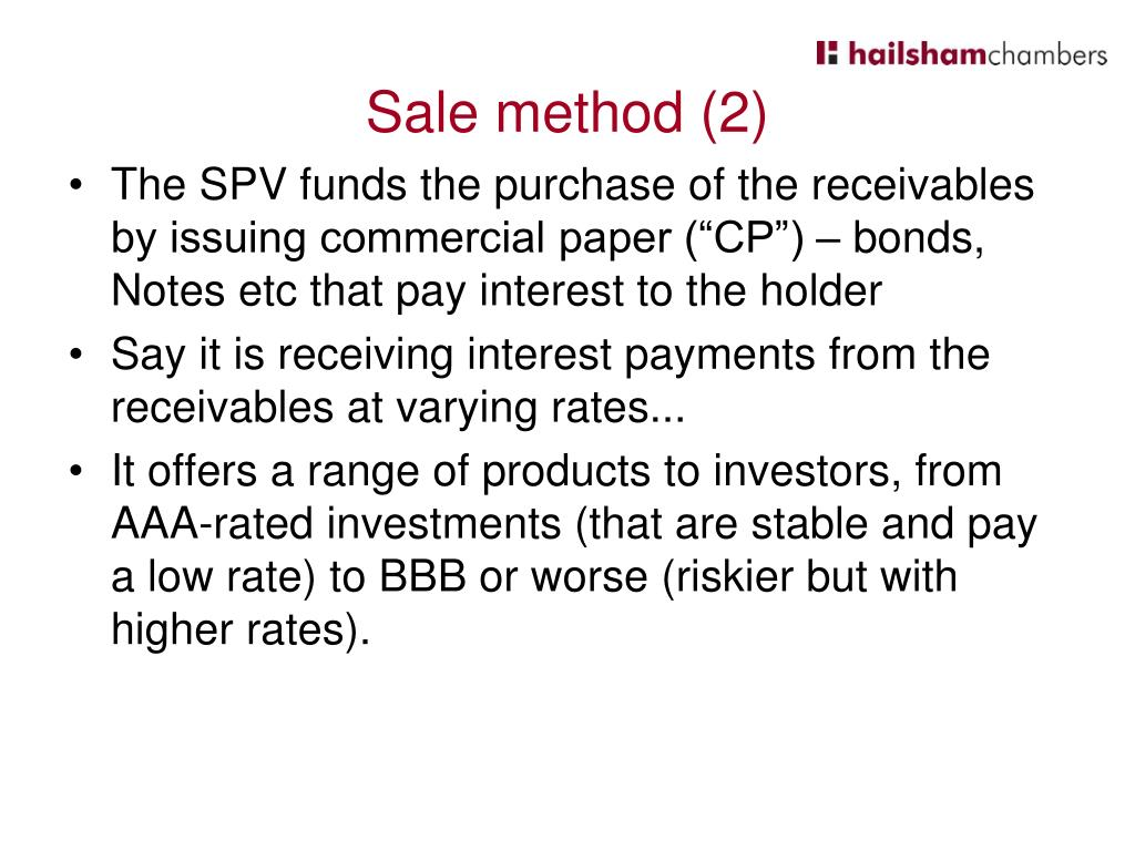 Sale method (2)