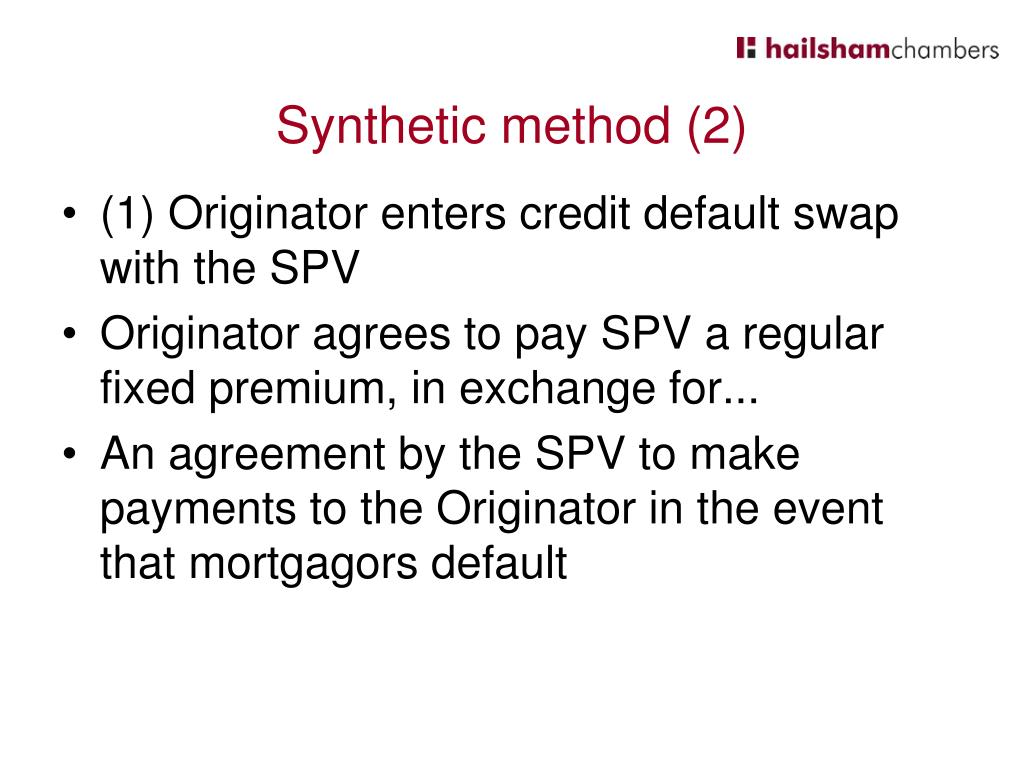 Synthetic method (2)