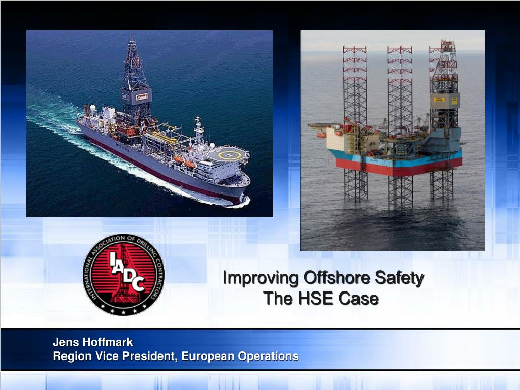 Improving Offshore Safety