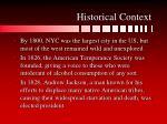 historical context9