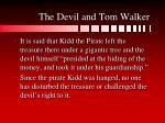 the devil and tom walker6