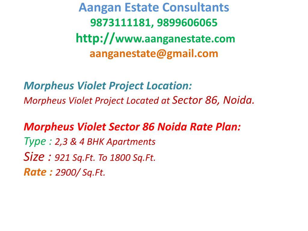 Aangan Estate Consultants