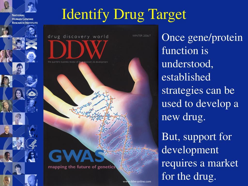 Identify Drug Target