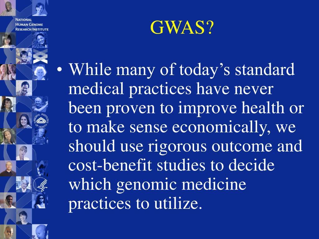 GWAS?