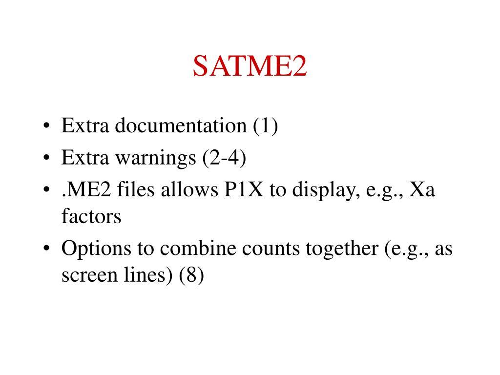 SATME2