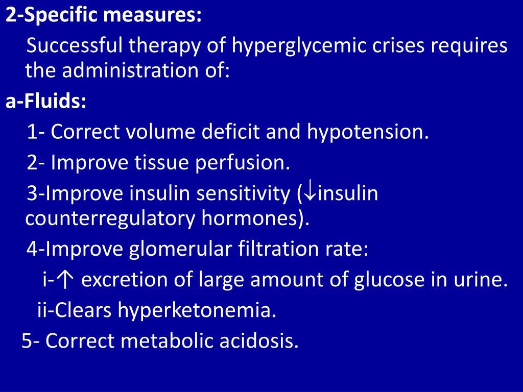 2-Specific measures: