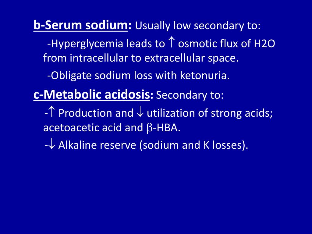 b-Serum sodium