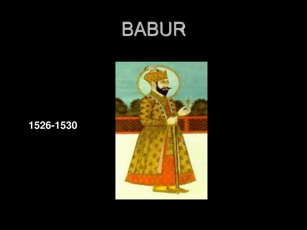 BABUR
