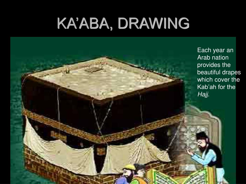 KA'ABA, DRAWING