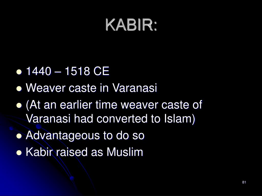 KABIR:
