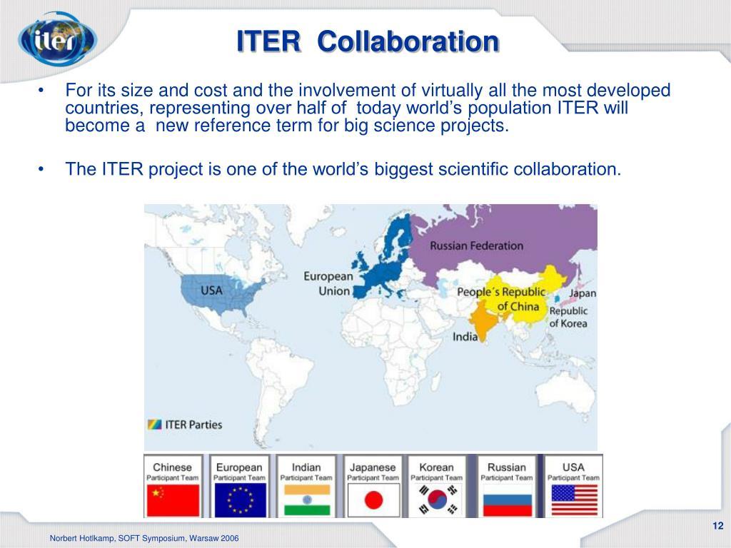 ITER  Collaboration