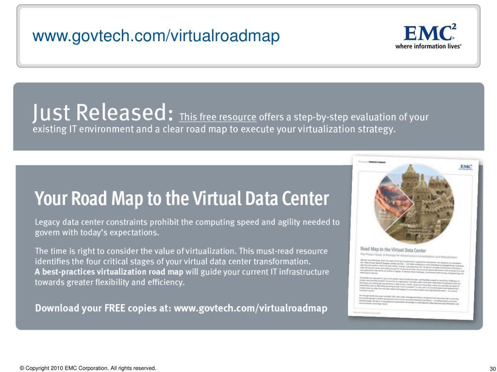 www.govtech.com/virtualroadmap