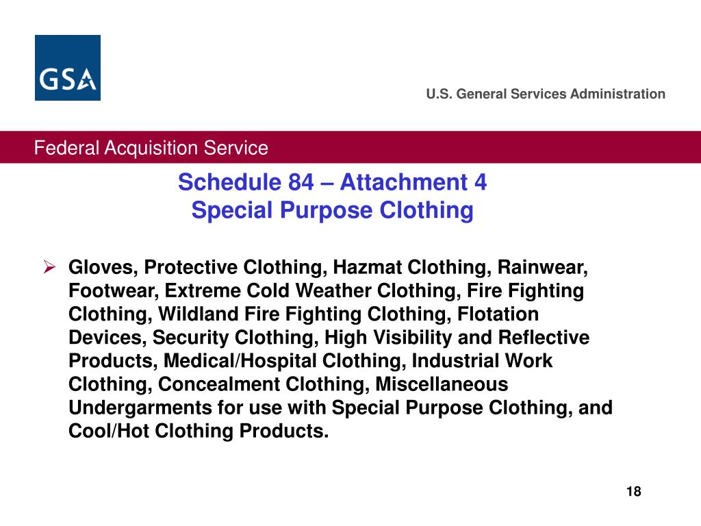 Schedule 84 – Attachment 4