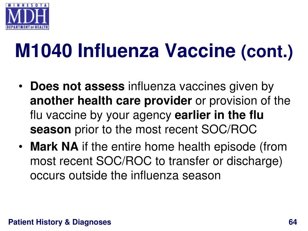 M1040 Influenza Vaccine