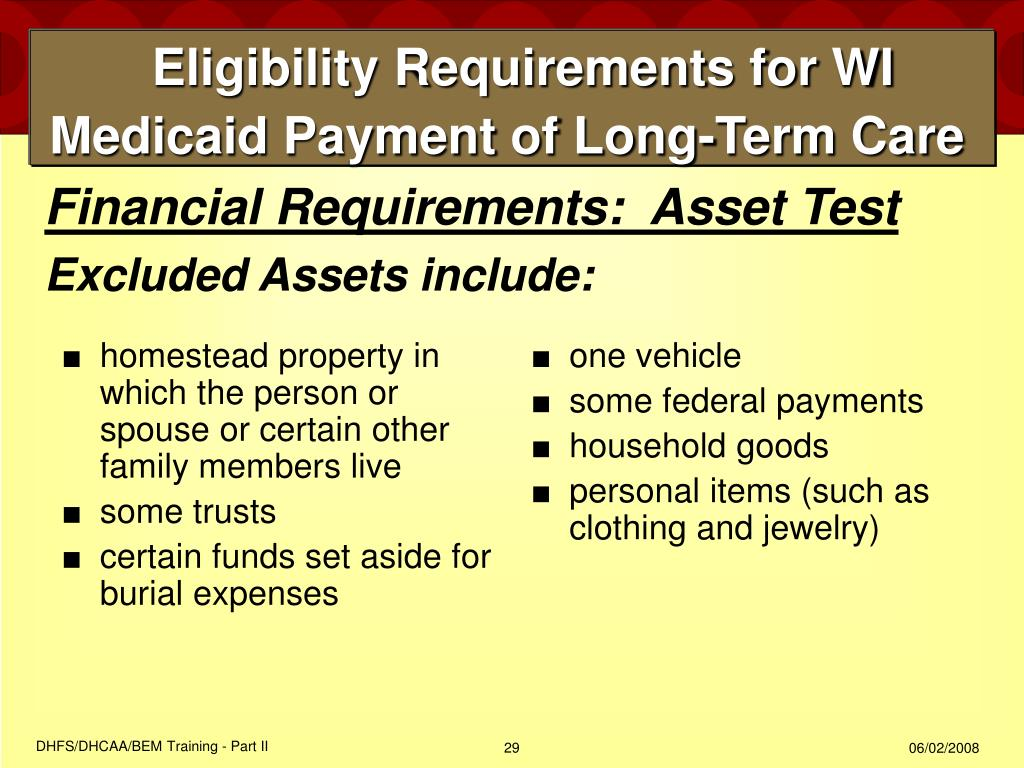 homestead property in which the person or spouse or certain other family members live