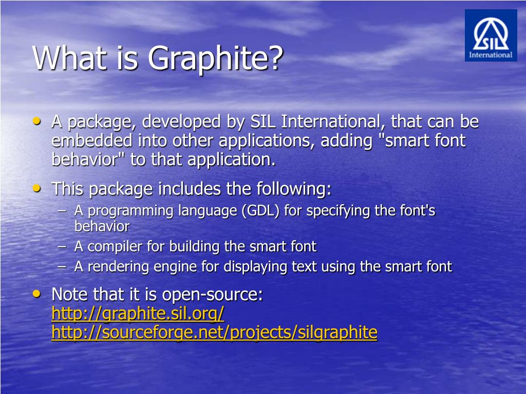 What is Graphite?