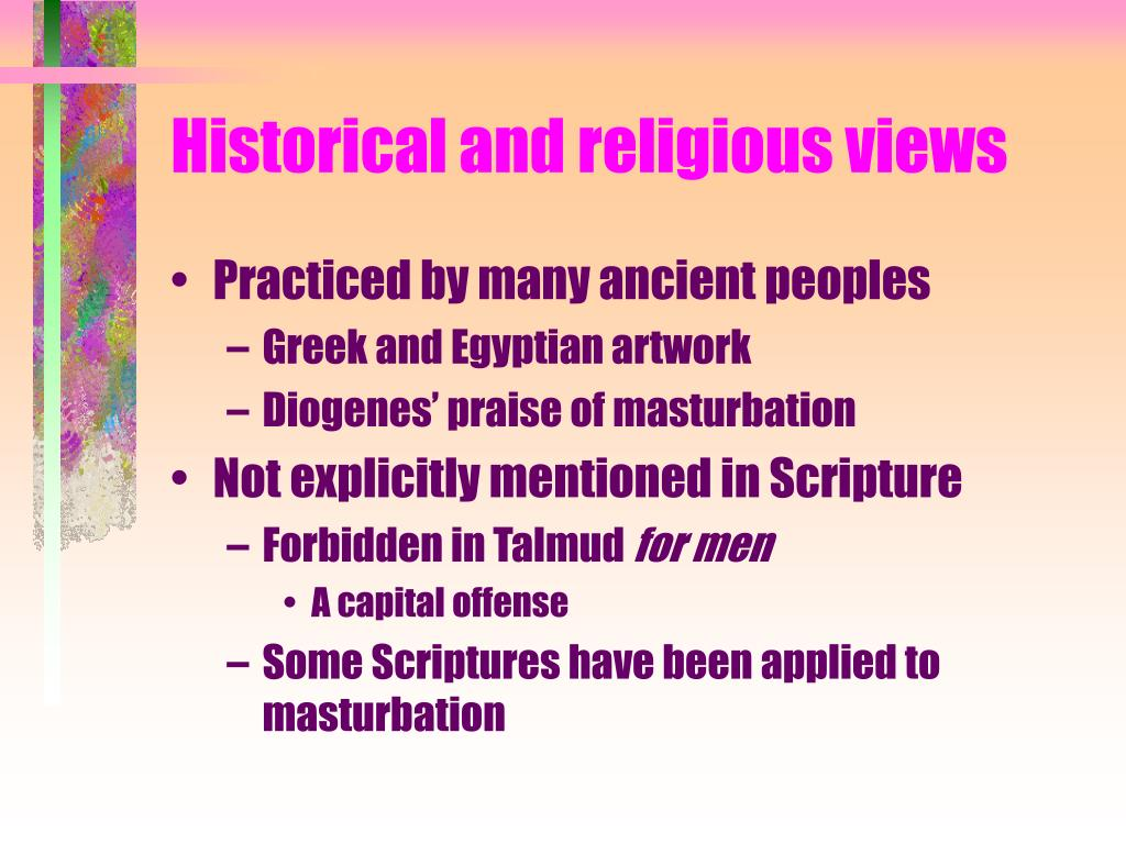 Historical and religious views