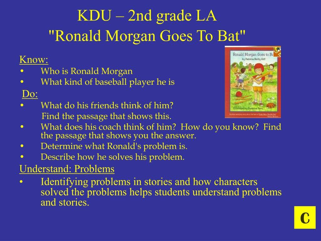 KDU – 2nd grade LA