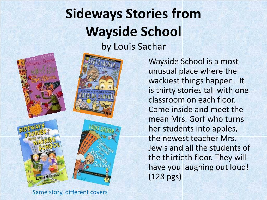 Sideways Stories from