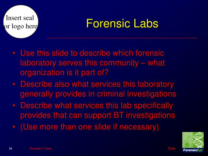 Forensic Labs