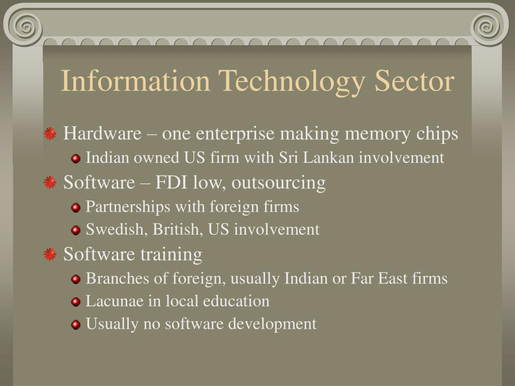 Information Technology Sector